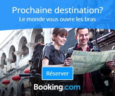 Anzeige Booking.com