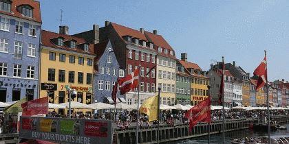 Jours fériés Danemark 2021